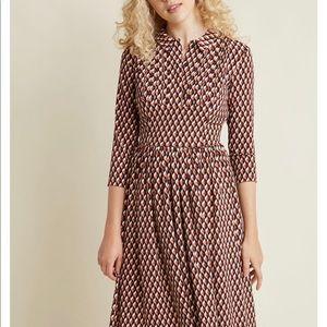 Fever London Proper Proposal Midi Dress